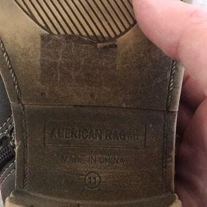 American Rag Shoes - Combat Boots